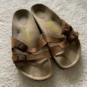 {NWIB} Birkenstock Ibiza Sandals